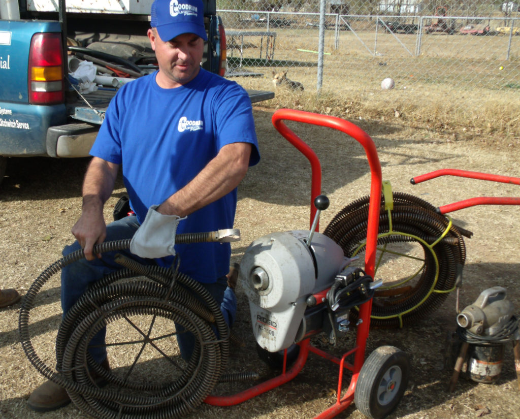 Plumbers Goodrum Plumbing LLC 940 552 5555 Vernon TX