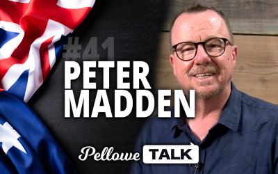 Peter Madden | Pellowe Talk #41