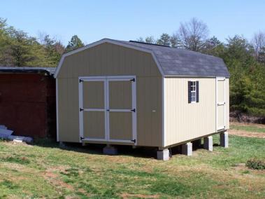 12x20 Painted High Barn Shingle SPEC