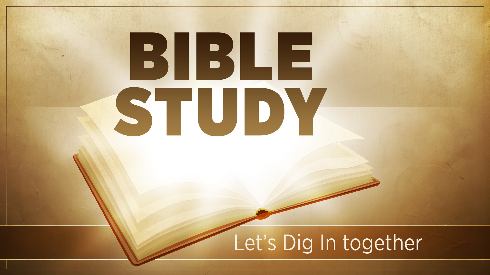 Adult Bible Stu S