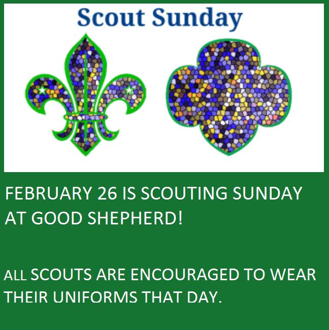 scoutsunday