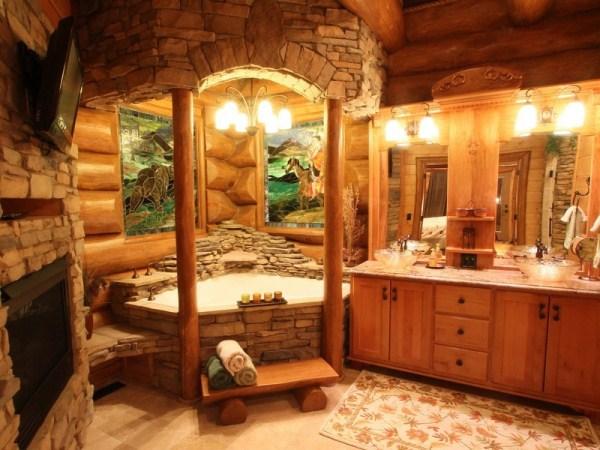 Magnificent Custom Log Home Home Design Garden Amp Architecture Blog Magazine