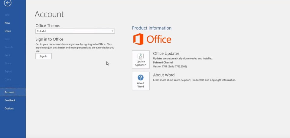 Microsoft Office 365 free download key