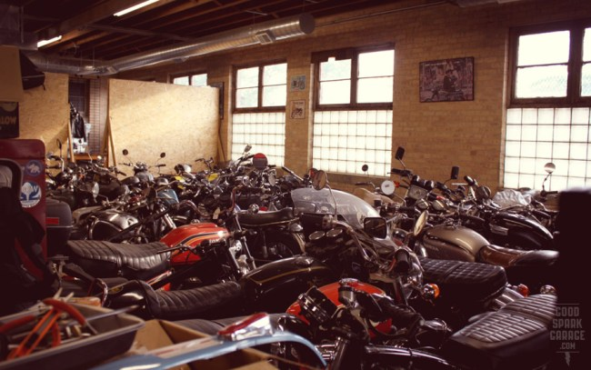 Ace Motorcycle & Scooter Co. Workshop 2