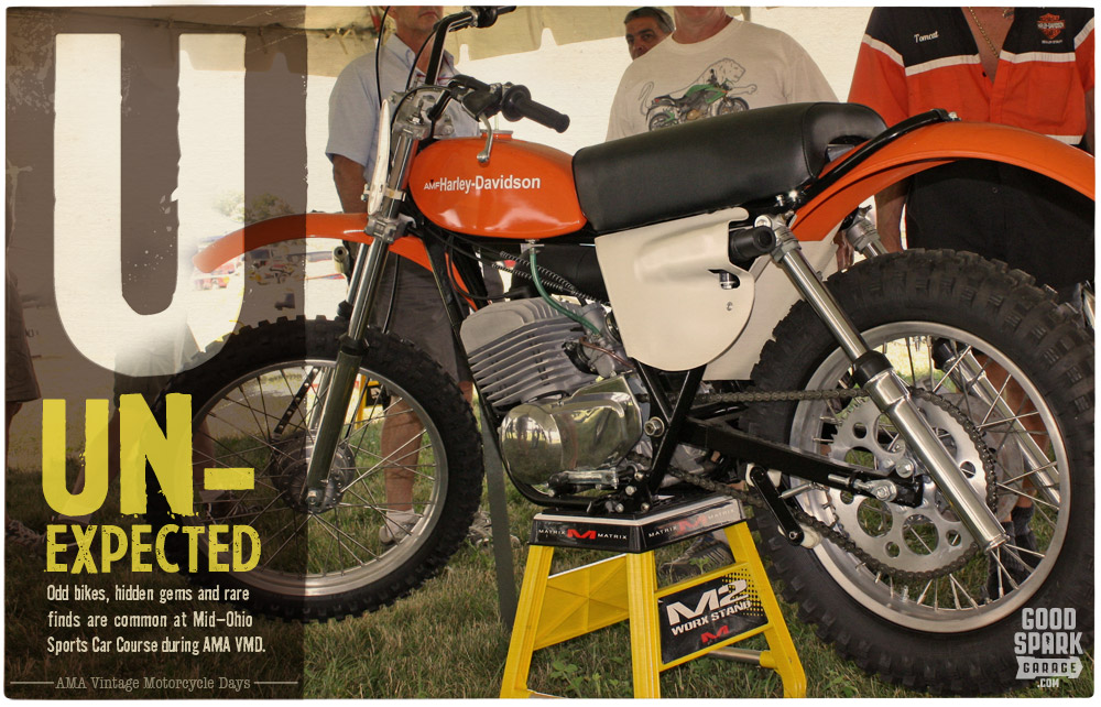 The ABCs of AMA Vintage Motorcycle Days