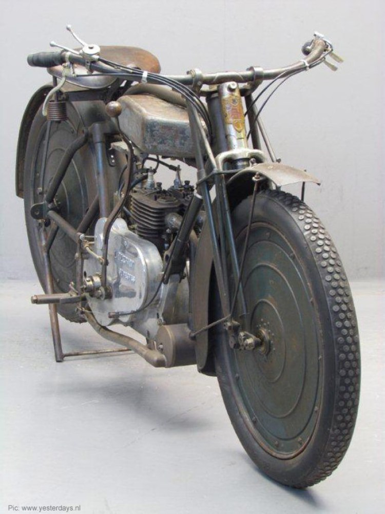 Bleriot Motorcycle
