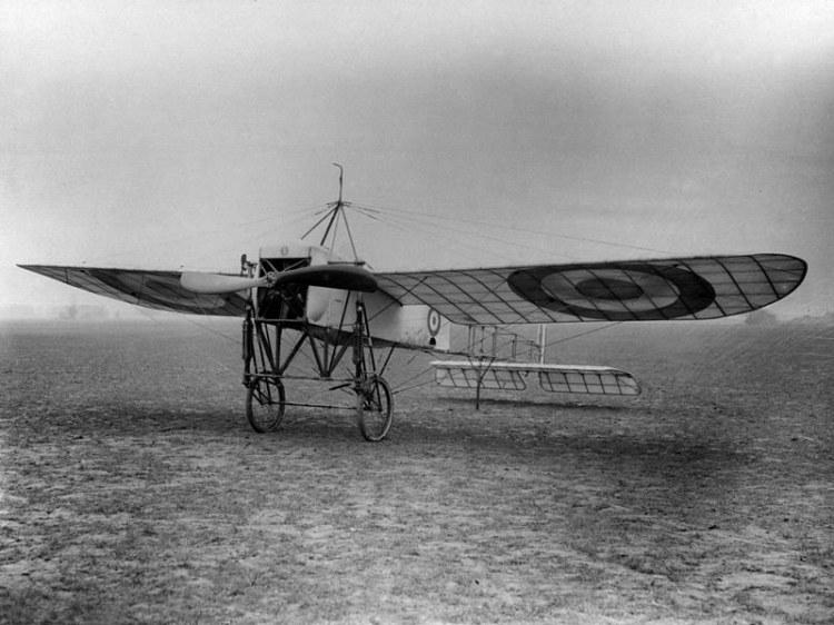 RAF Bleriot