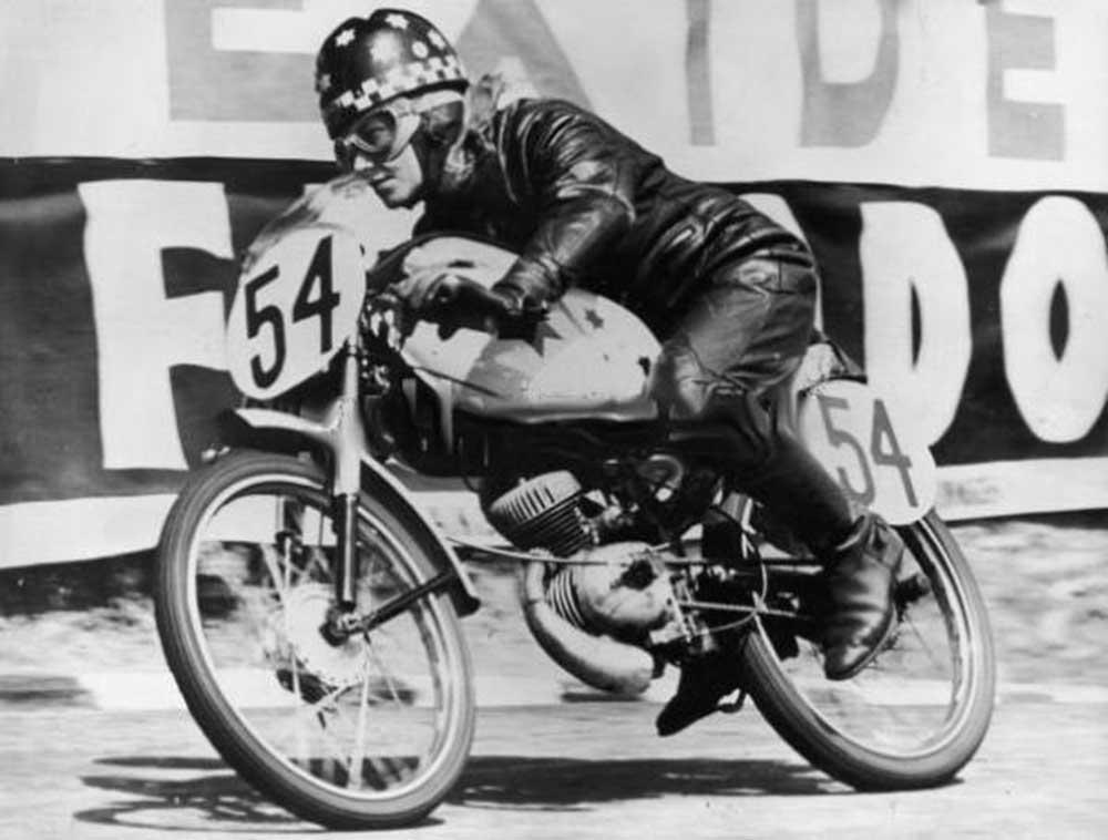 Beryl Swain 1962 TT