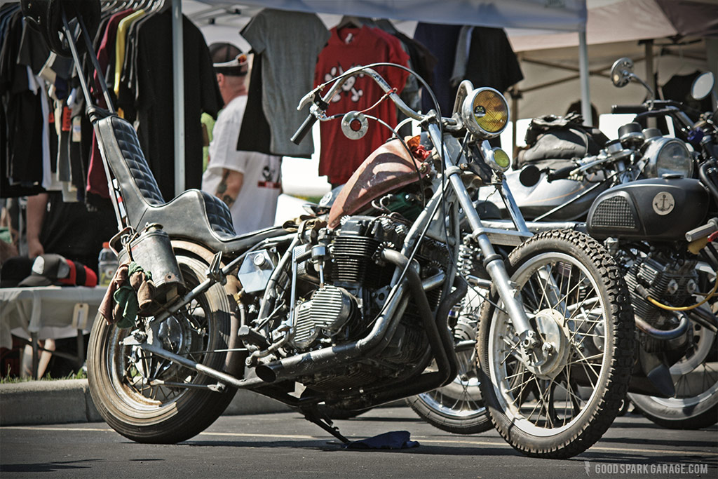 Rockers Reunion Indy chopper