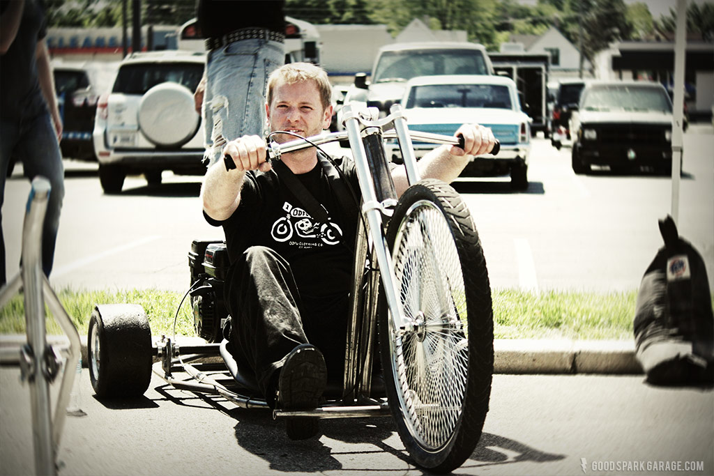 Rockers Reunion Indy drift trike