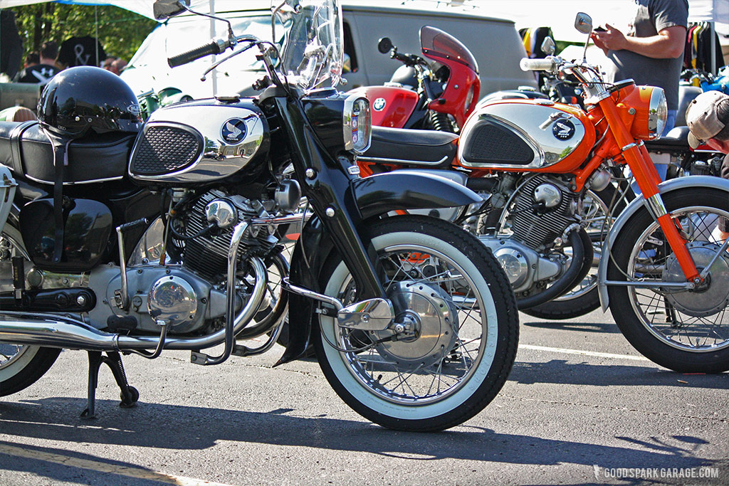 Rockers Reunion Indy Hondas