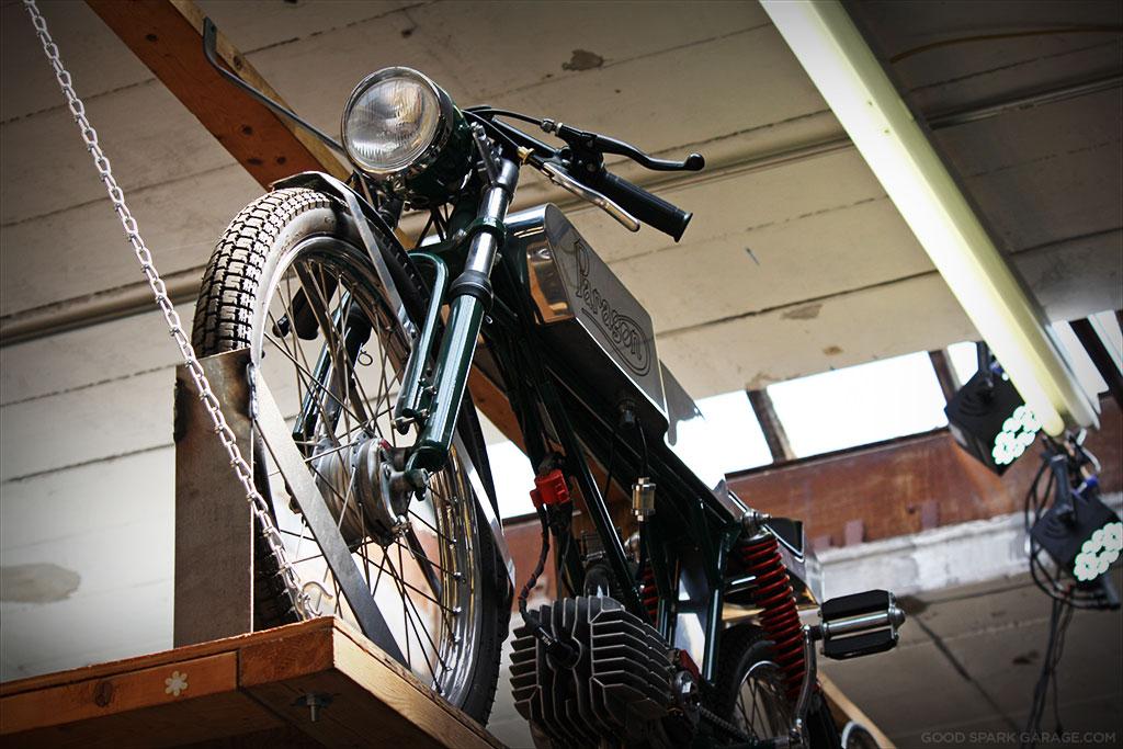 Janus Motorcycles Paragon