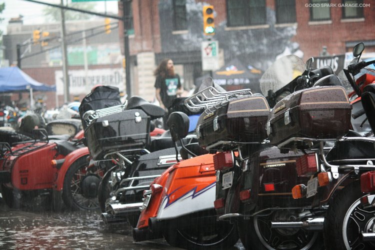 Rockers Reunion Indy 2015 Rainy Streets
