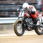 Indy Mile 2015 Flat Track Racer