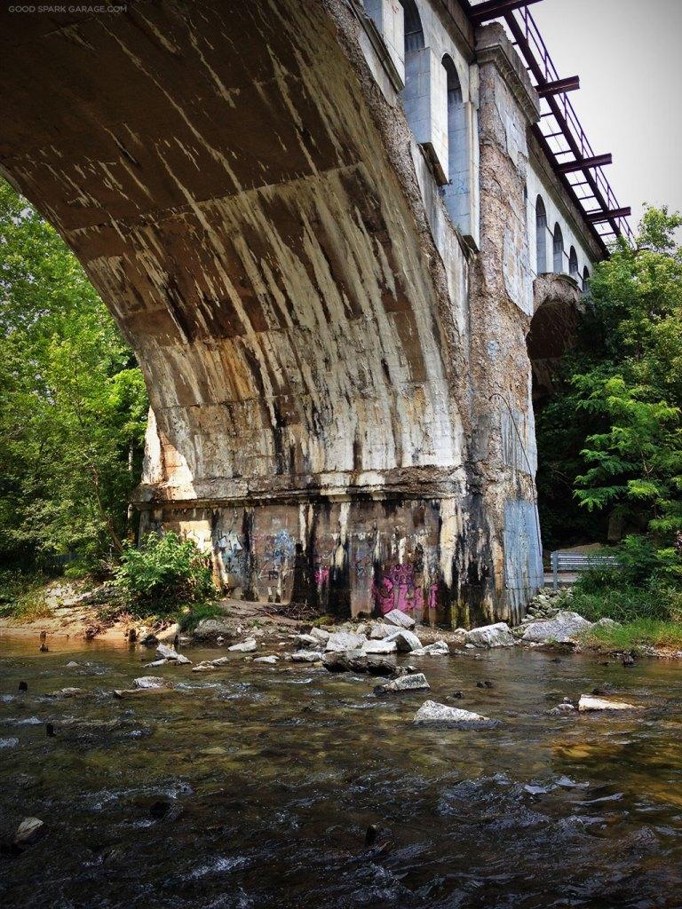 CSX-haunted-railroad-bridge-concrete-arch-avon-indiana