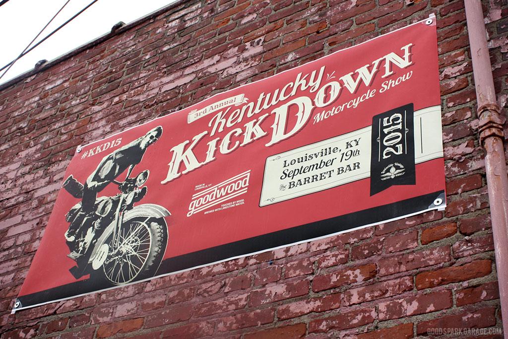 Kentucky Kick Down