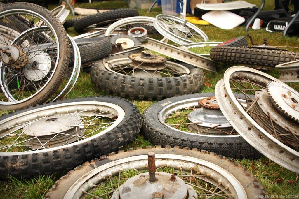 Vintage Wheel Selection