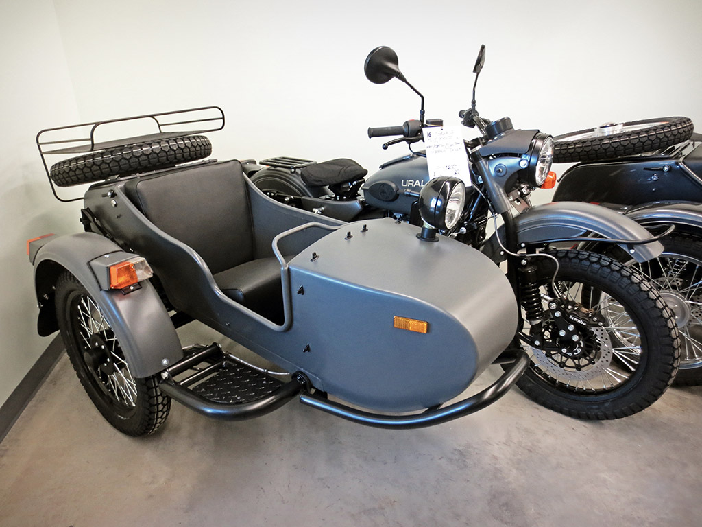Heindl Engineering Ural Gear Up
