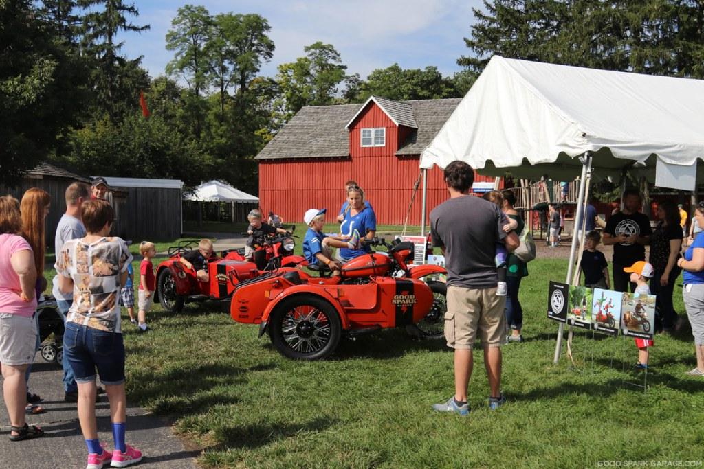 Festival of Machines - Conner Prairie