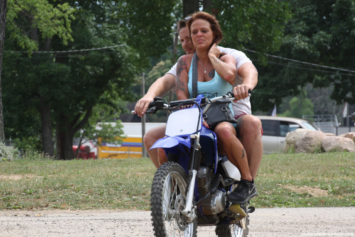 Dirtbike Date