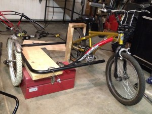 Sidecar Bicycle Build Project - Good Spark Garage