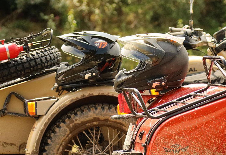 Sidecar showdown on hatfield mccoy trails good spark garage for Garage sena auto
