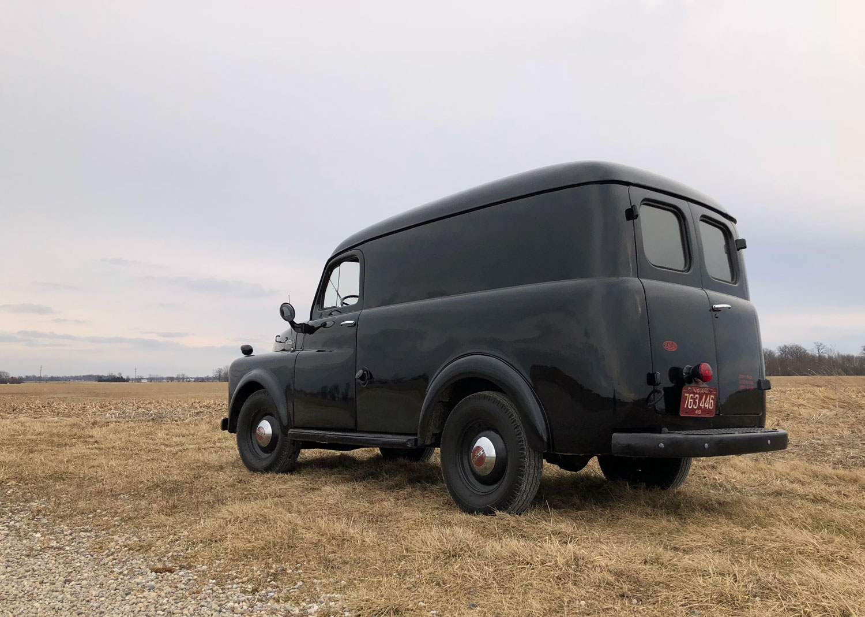 1949 Dodge B1 B Shop Truck Good Spark Garage Chevy Panel Van