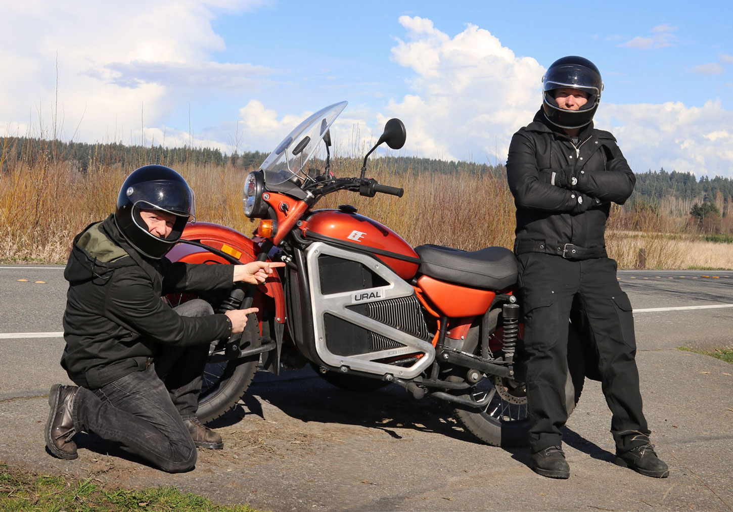 Electric Ural Sidecar Review - Good Spark Garage