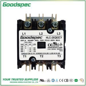HLC-3XQ02CY(3P/30A/24VAC)DEFINITE PURPOSE CONTACTOR