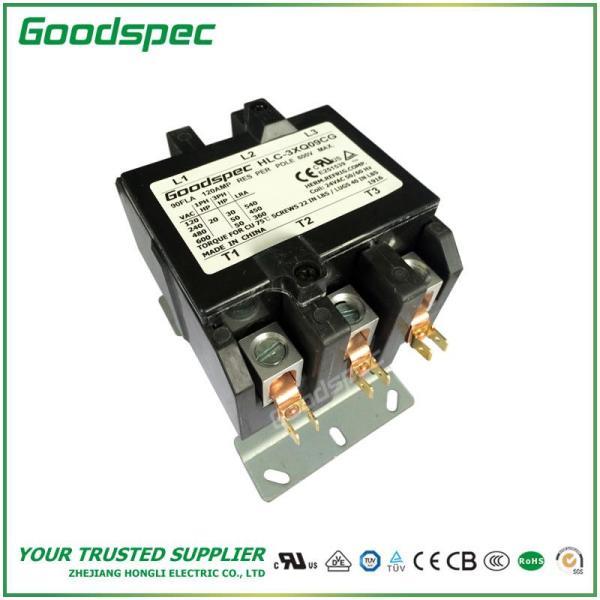 HLC-3XQ09CG(3P/90A/24VAC)DEFINITE PURPOSE CONTACTOR