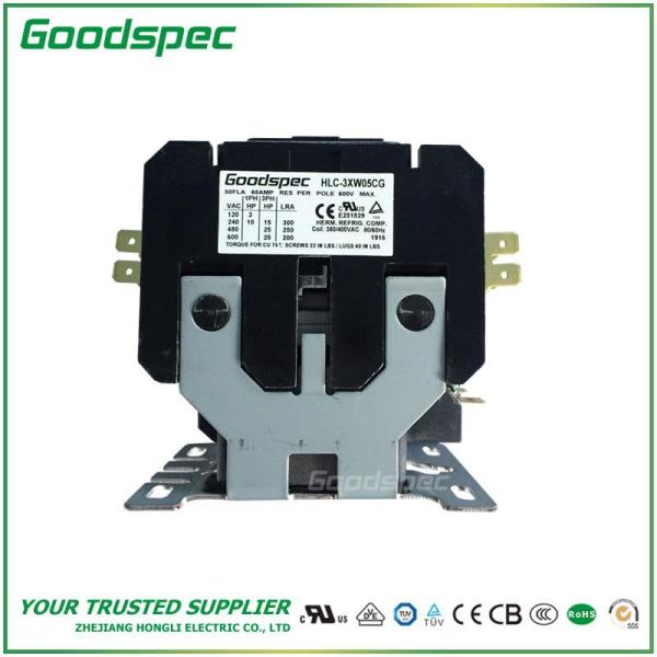 HLC-3XW05CG(3P/50A/380-400VAC)DEFINITE PURPOSE CONTACTOR