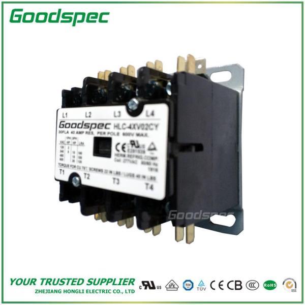 HLC-4XV02CY(4P/30A/277V)DEFINITE PURPOSE CONTACTOR