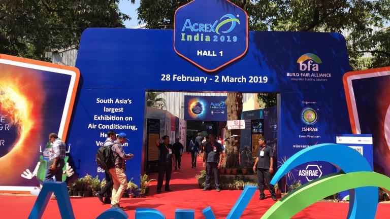 现场直击丨宏立电器精彩亮相2019印度制冷展Acrex India