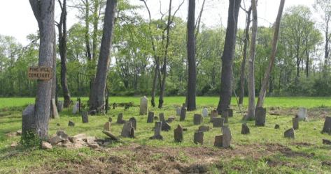 Pine Hill Cemetery 2009
