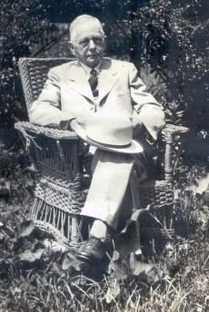 Israel P. Shepherd, photo found on Ancestry .com