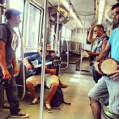 image: Goodspero-METRO-Houston-rail-music
