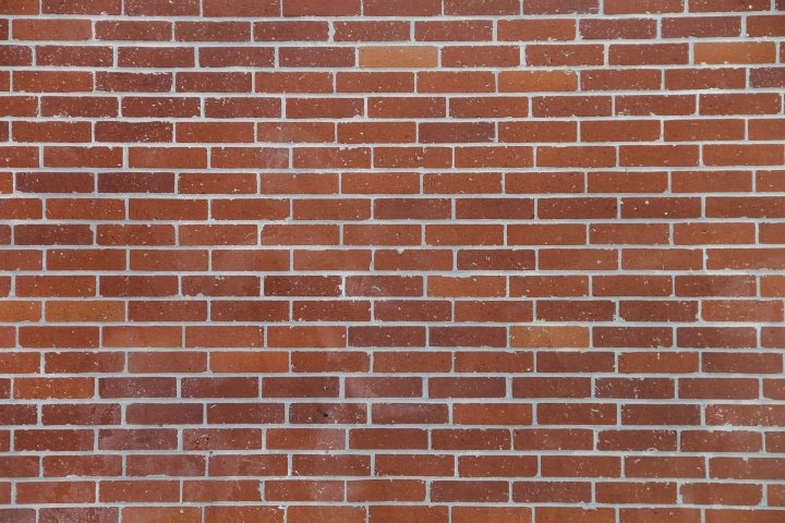 Red Brick Wall Pattern