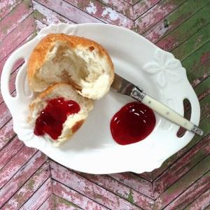 strawberry vanilla butter