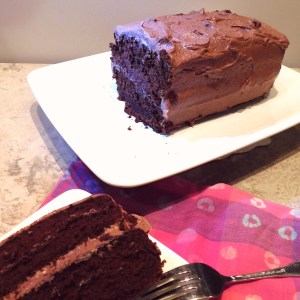 the cake that cures everything but smaller