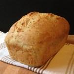 Leftover Oatmeal Bread 1200