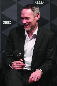Berlinale Talk 'Visual Effects: Die Zukunft des Filmemachens' - AUDI At The 65th Berlinale International Film Festival