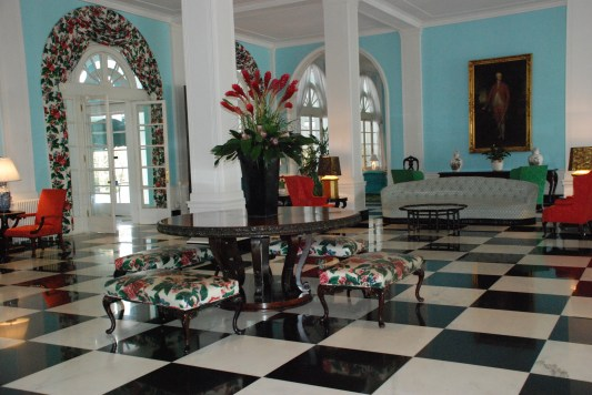 The Greenbrier's Main Hall