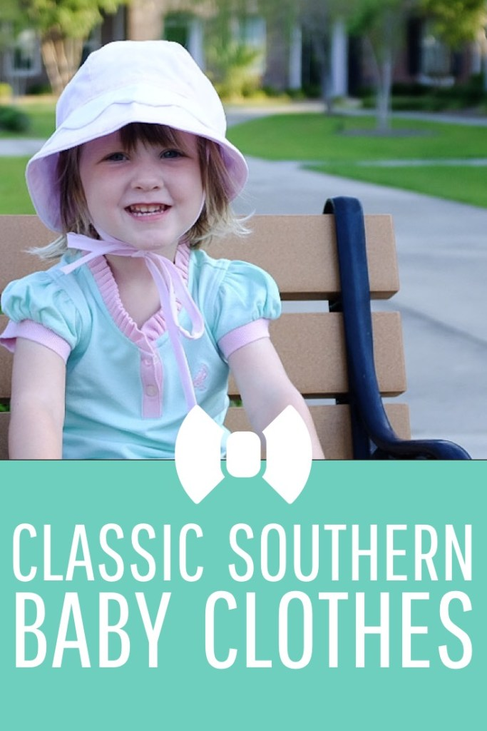 e7d19972d Classic Southern Baby Clothes for Your Little Southern Belles & Gentlemen