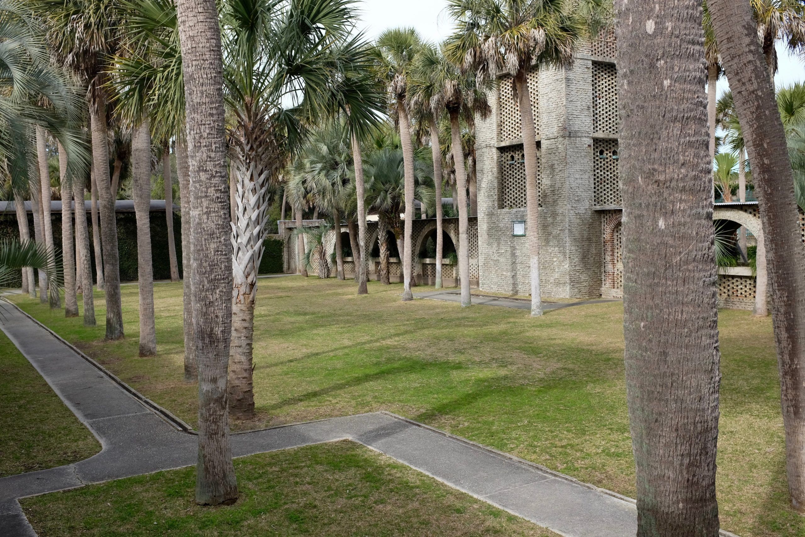 Atalaya Castle - Huntington Beach State Park