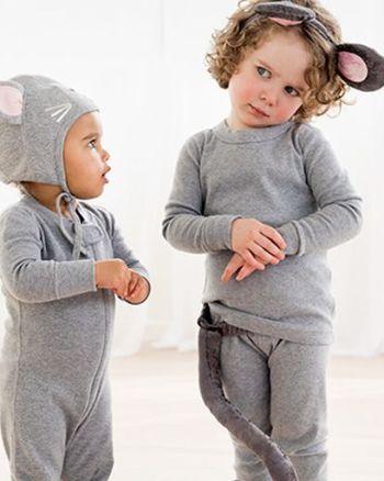 Mouse pajama costume
