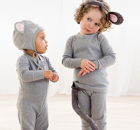 Mouse pajama costume