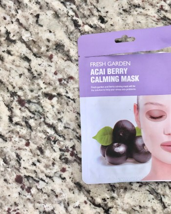 Try this hydrating face mask to calm down your stressed-out skin
