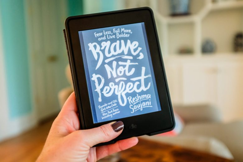 brave not perfect kindle