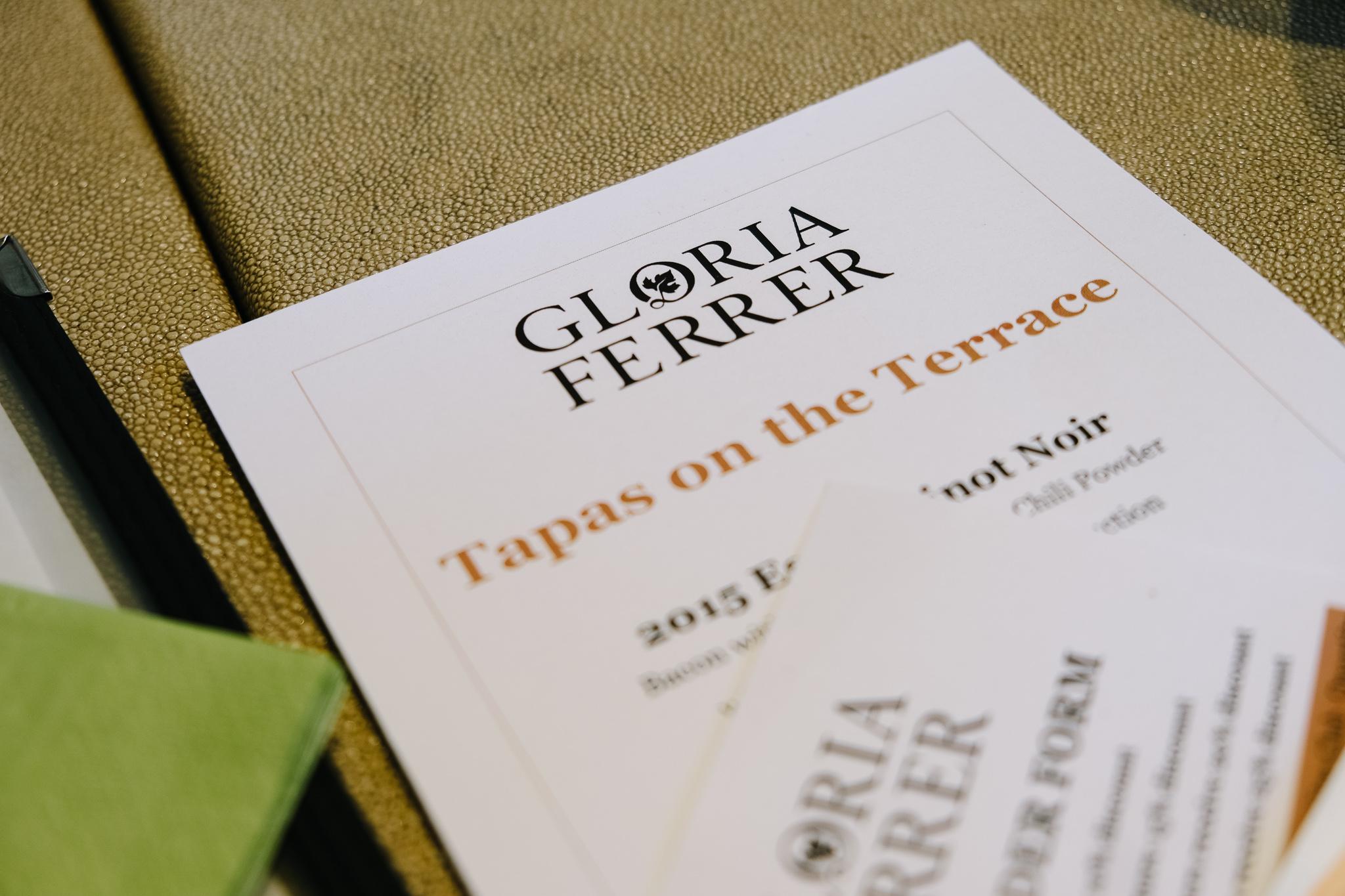 Gloria Ferrer Porch