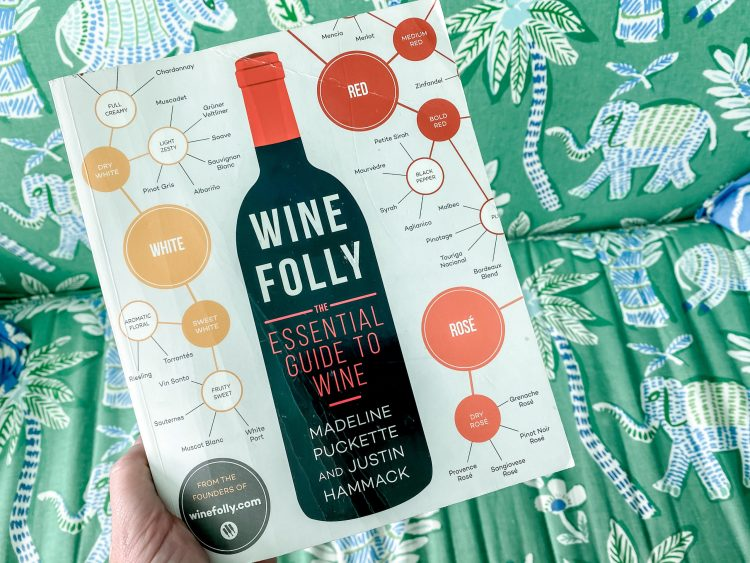 Best wine book